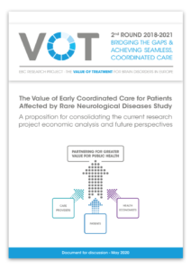 Value of Treatment - 2nd round - Bridging gaps & achieving seamless, coordinated care