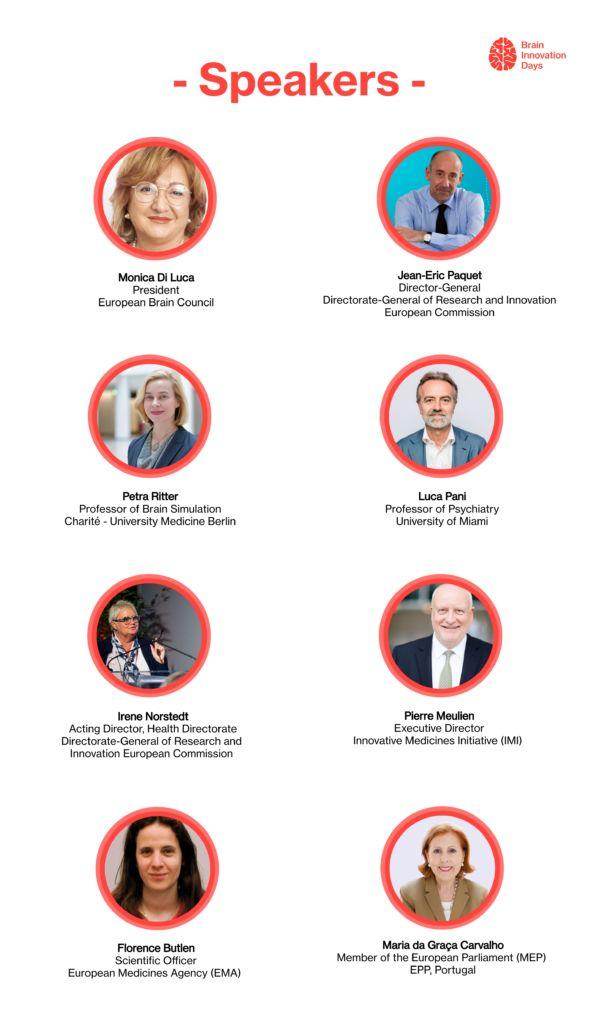 Brain Innovation Days - Speakers