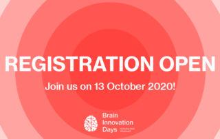 Registration open - Brain Innovation Days