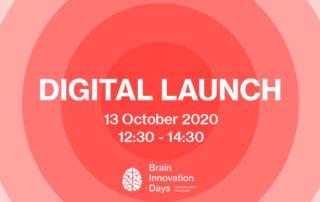 Digital launch - Brain Innovation Days