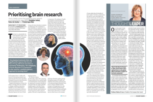 Parliament Magazine - Brain Awareness Week 2020